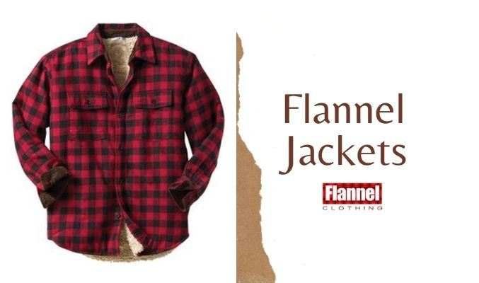 Flannel Jackets Wholesale