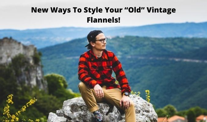 Wholesale Vintage Flannel Shirts