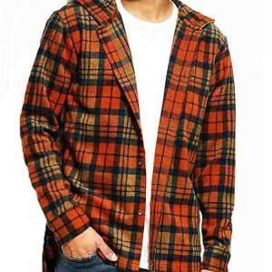 Mens Check Flannel Shirts Manufacturer
