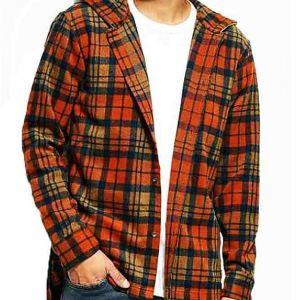 Mens Check Flannel Shirts Manufacturer