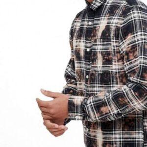 bulk vintage oversized flannel shirts