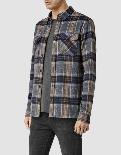 bulk wool blend winter flannel shirts
